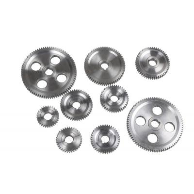 S/N10002 钢制交换齿轮